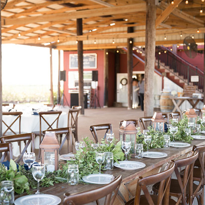 Southern Hill Farms Private Events