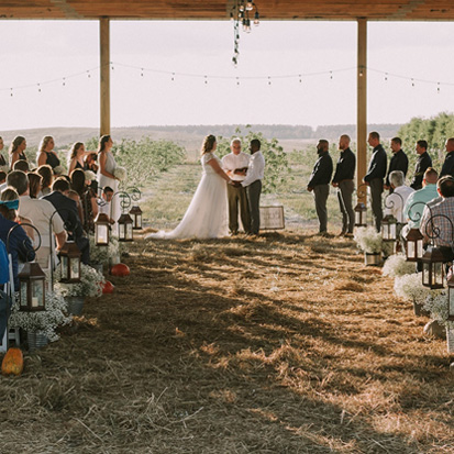 Southern Hill Farms Wedding Venue Clermont FL