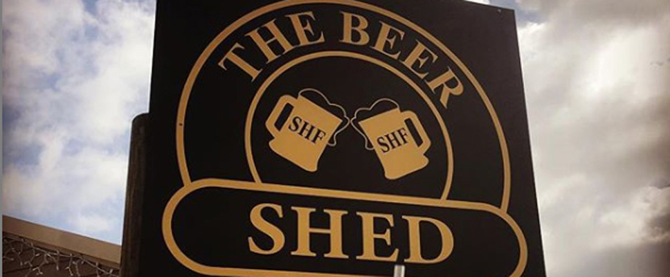 The Beer Shed at Southern Hill Farms